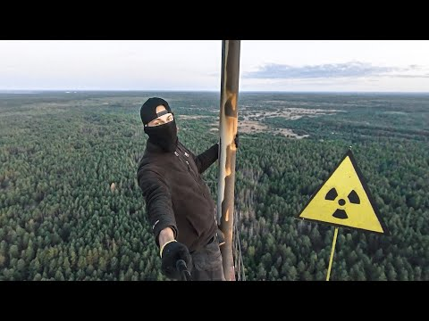 ILLEGAL FREEDOM: Journey Across Chernobyl Exclusion Zone