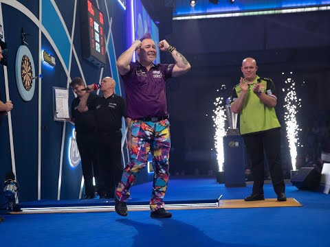 How the 2019/20 William Hill World Darts Championship was won