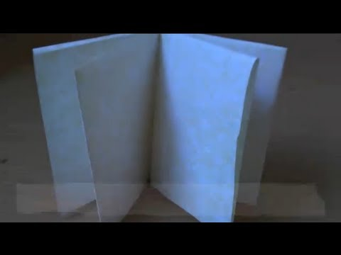 How to Make a 9-Page Booklet out of Paper | 360x480