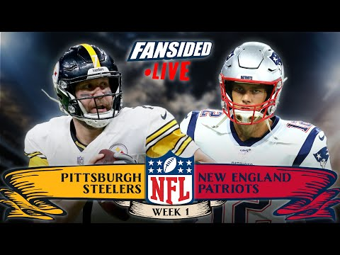 NFL Live Watch Party - Pittsburgh Steelers At New England Patriots