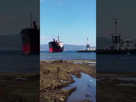 Ship breaking in Ali aga