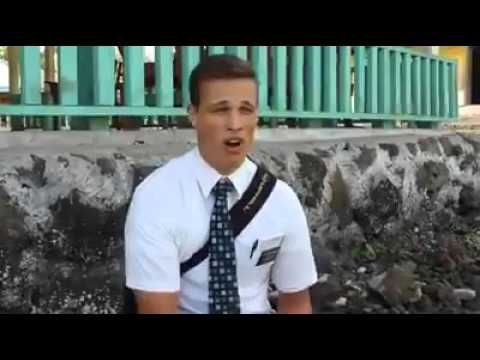 American Missionaries Speak Samoan