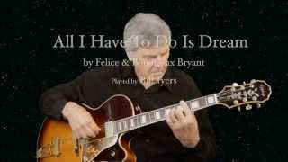 All I Have To Do Is Dream | Fingerstyle Guitar Music