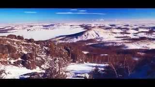 видео Банное (горнолыжный курорт)