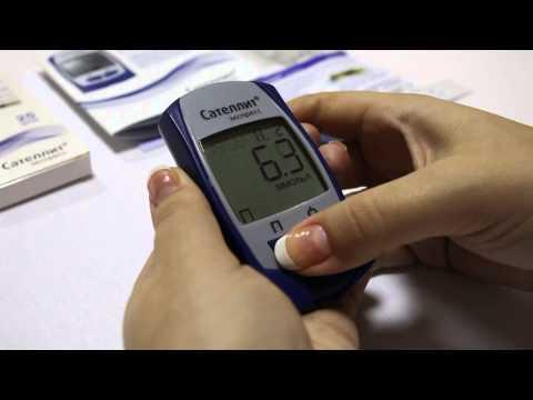 Видеоинструкция. Система контроля уровня глюкозы в крови.