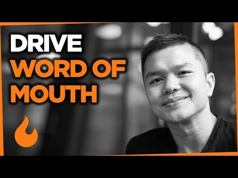 The 5 Steps for Driving Word-Of-Mouth Marketing from Your Customers