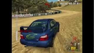 TOCA Race Driver 2 - Gameplay PS2 HD 720P
