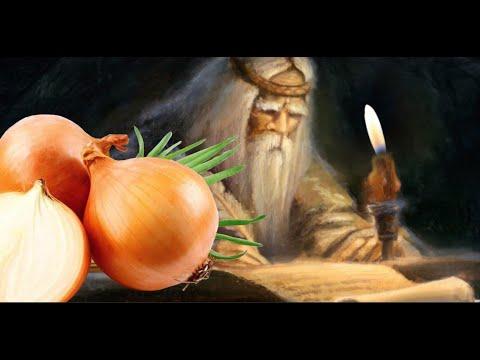 5 мая - Луков день. Возьмите луковицу и старую вещь. Задайте вопрос луковице. Лук избавит от нужды