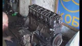 Теория Двс: Двигатель На Bmw М30 (Старый)