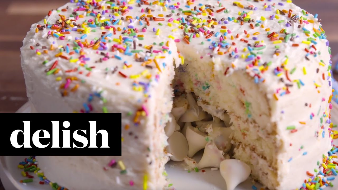 Hersheys Birthday Cake Kisses