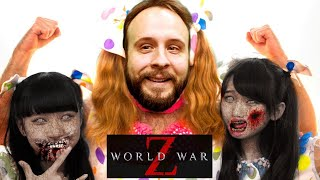 Tokyo Gore Release - World War Z Gameplay Part 2