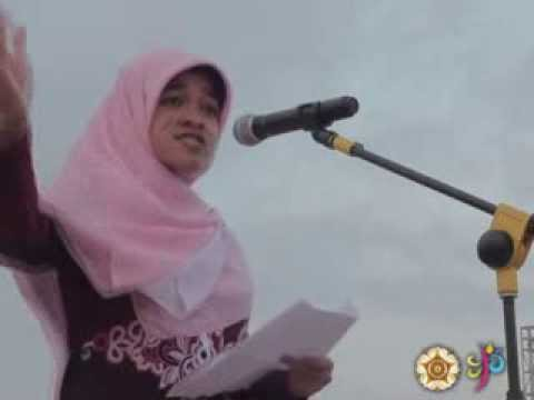 Puisi oleh Mahasiswa Berprestasi, @BirrulQodriyyah - PPSMB Palapa UGM