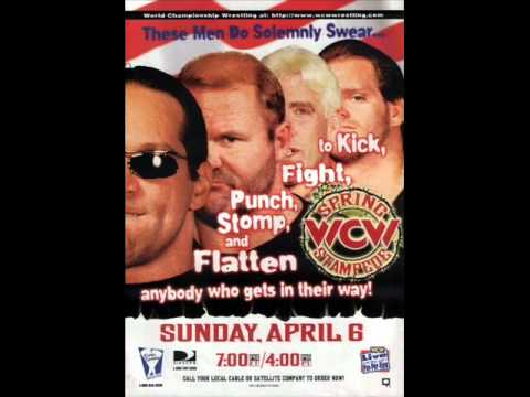 WCW Spring Stampede 1997 Theme