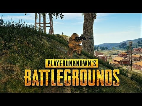 PUBG/Playerunknown's Battlegrounds:  Just Another Day...