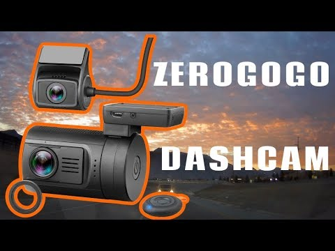 ZeroGogo Dual Dash Cam 1080P FHD With GPS Review