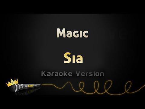 Sia Magic Karaoke Instrumental (from Disney 'A Wrinkle In Time' Soundtrack)