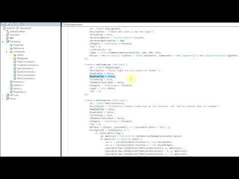 Asteria Plugin Source Code Tour