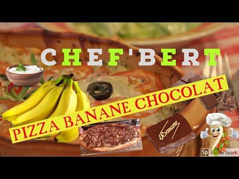 pizza-banane-chocolat-du-chef'bert