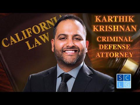 Karthik Krishnan – Criminal Defense Attorney for Shouse Law Group