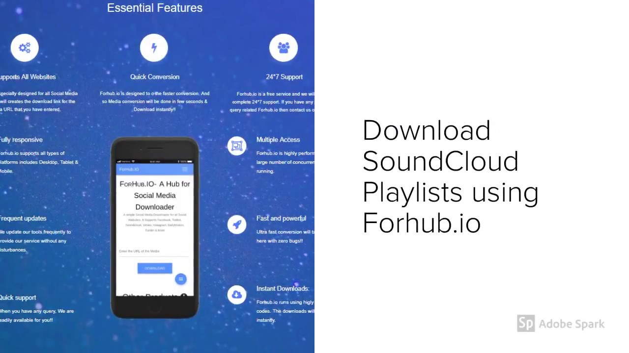 Top 4 methods to download and convert soundcloud to mp3.
