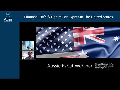 Financial Do's and Don'ts for Aussie Expats In The United States