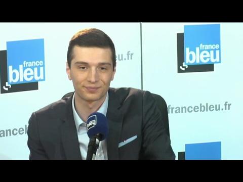 L'invité de France Bleu Matin - Jordan Bardella