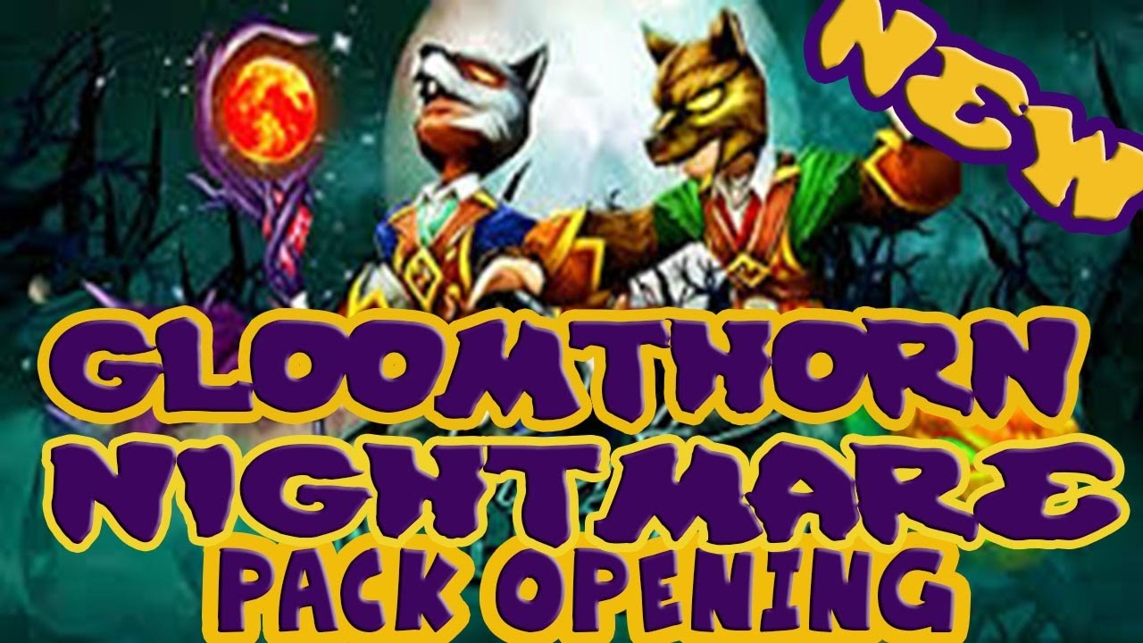 Wizard101 gloomthorn packs - cinemapichollu
