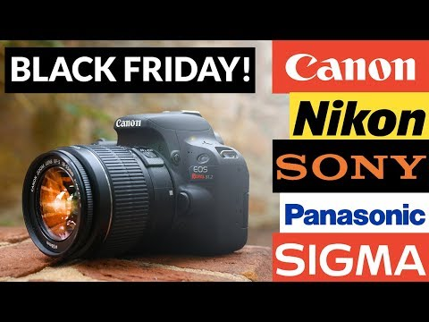 HUGE BLACK FRIDAY CAMERA DEALS SPECIAL! (You need to see this!)