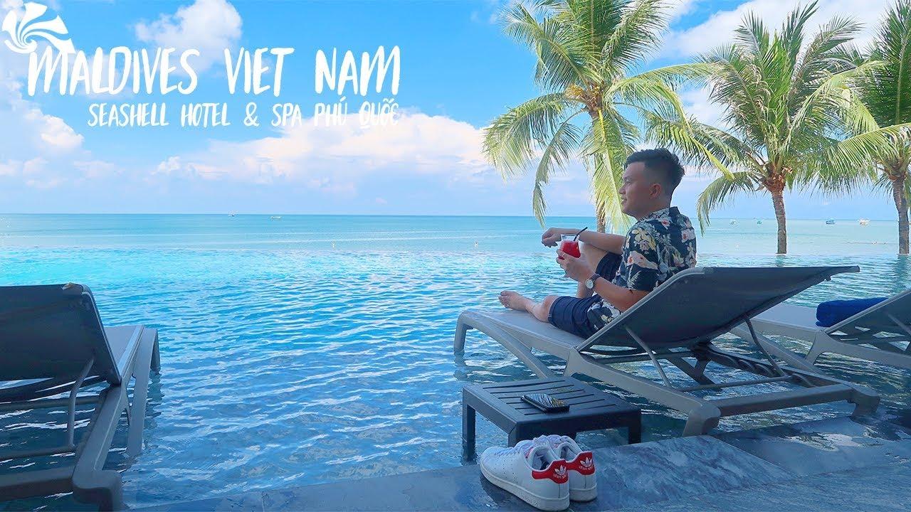 Bill Balo – SeaShells Hotel & Spa Phú Quốc – Thiên đường Maldives mới tại Việt Nam
