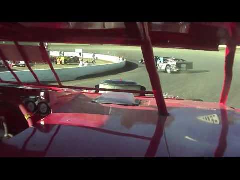 Jeff Vernier, I55 Raceway, Ken Schrader Modified Challenge 2009