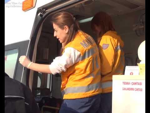 112 acil servis ekiplerinin zor anları