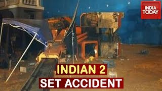 Indian 2 Shooting Accident; What Led To Tragedy At EVP Film City?