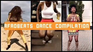 AfroBeats Dance Videos Compilation Part 17 | Chop Daily