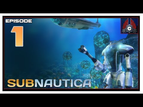Let's Play Subnautica (Full Release Playthrough) With CohhCarnage - Episode 1
