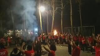 Đêm hội lửa trại Ba Bể Ecolodge p2
