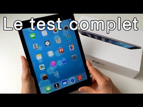 iPad Air : Le test complet - Design, Rapidité, Photo & Video (Français)