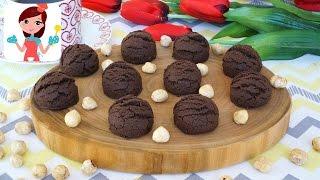 Kakaolu Balayı Kurabiyesi Tarifi - Kevserin Mutfağı Yemek Tarifleri