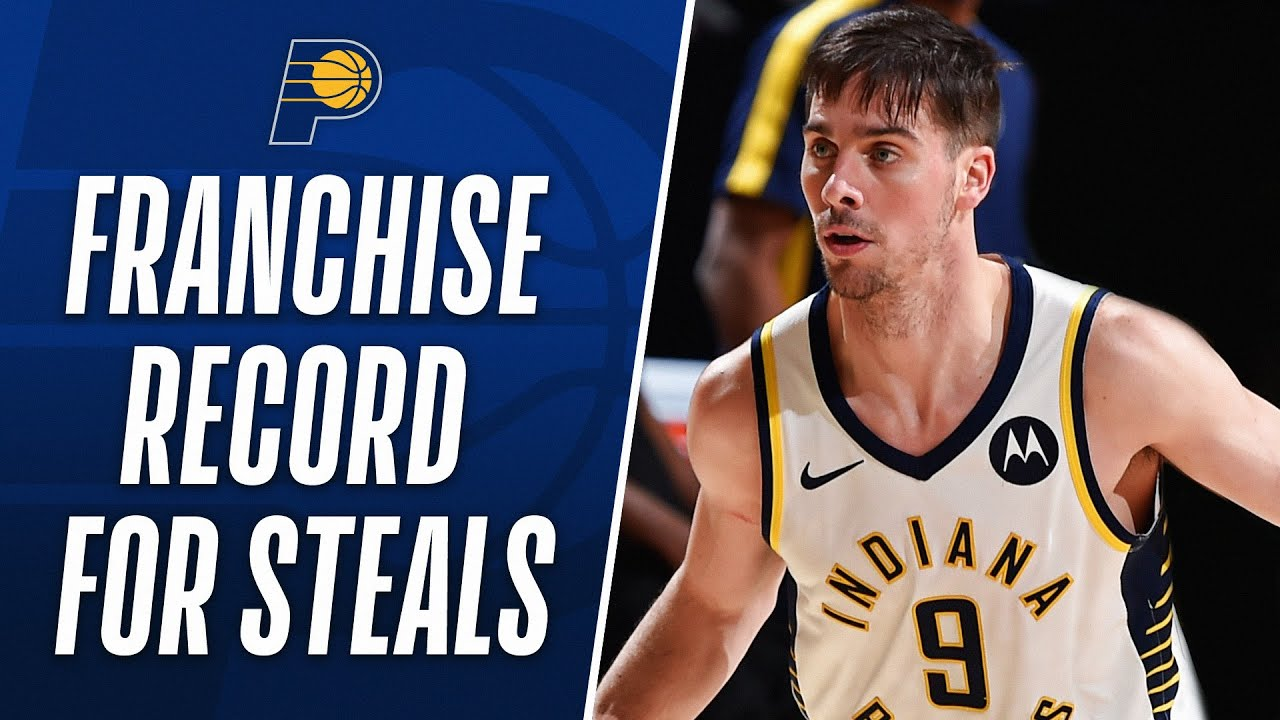 T.J. McConnell Drops A Triple-Double With FRANCHISE-RECORD 10 Steals!