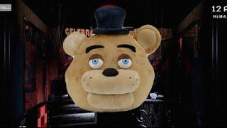 Five Nights at Freddy's FREDDY FAZBEAR 3D PILLOW