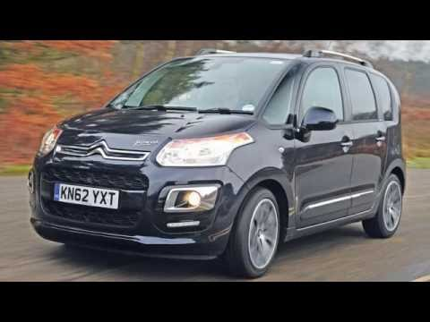 new citroen c3 picasso 2017 youtube. Black Bedroom Furniture Sets. Home Design Ideas