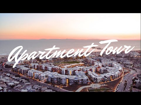 Apartment Tour | Huntington Beach CA