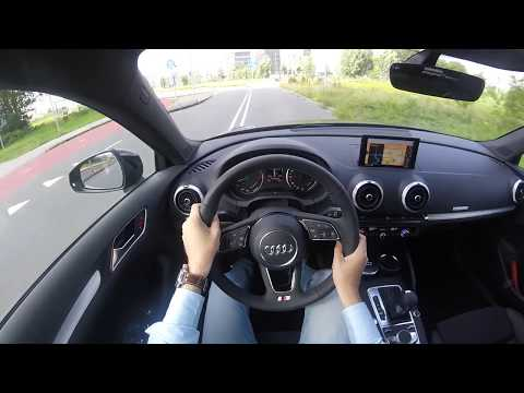 2017 Audi A3 1.0 TFSI S-Tronic: City + Highway driving