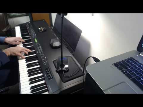 Sarabande for Piano by Ludovico Einaudi