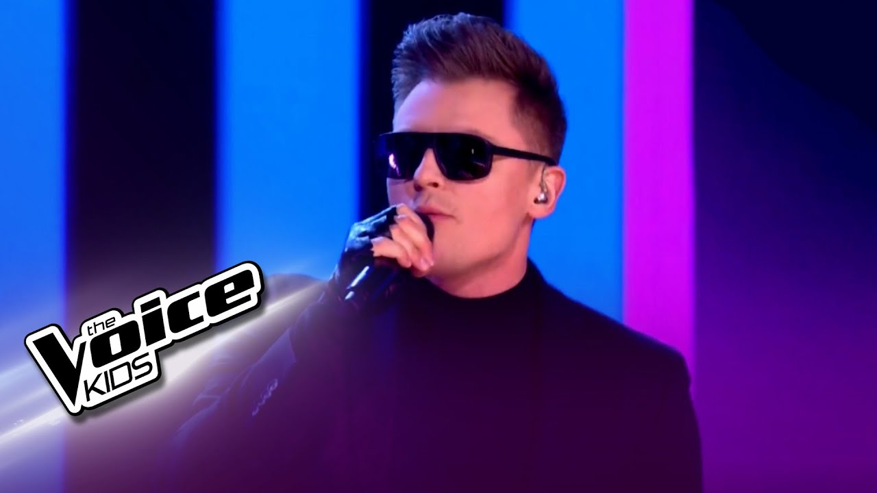 "Rafał Brzozowski - ""The Ride"" | The Voice Kids Poland 4"