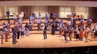 UMD Symphony Orchestra: Appalachian Spring, Copland
