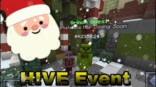 Minecraft HIVE Christmas event