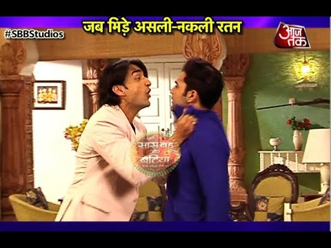 Rishta Likhenge Hum Naya: MAJOR FIGHT Between Real Ratan & Fake Ratan!