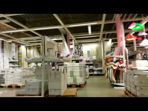 IKEA furniture store walk thru, ground- Elizabeth, NJ