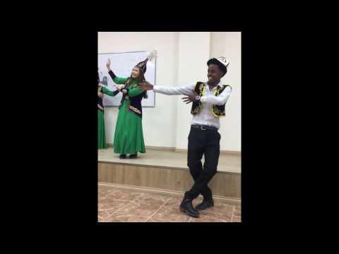 Post-exam Fun Party / Kyrgyz Dance