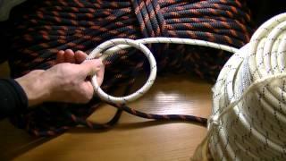 Веревка для альпинизма Tendon 11 мм и Кани 10 мм. Отзывы(Сравнительный обзор 2-х популярных веревок для высотных работ Больше информации на сайте http://kamchatka.com.ua/g1607915-..., 2015-01-12T15:00:47.000Z)